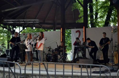 2. 2014 Chobot Blues Band